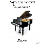 Band Book 1 - Piano